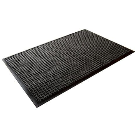 Aqua-Care Premium Entrance Mat - Charcoal Black