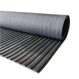 Broad Ribbed Sheeting Rolled
