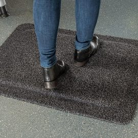 Comfort-Carpet Anti-fatigue Mat In Use