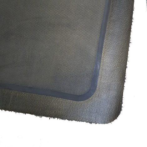 Comfort-Carpet Back Corner Detail