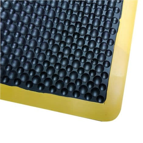 Comfy-Grip Anti-Fatigue Mat Corner Back Detail