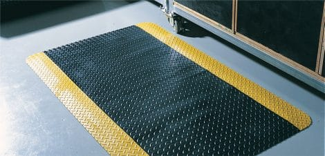 Dura-Tred Anti-Fatigue Mat - In Use