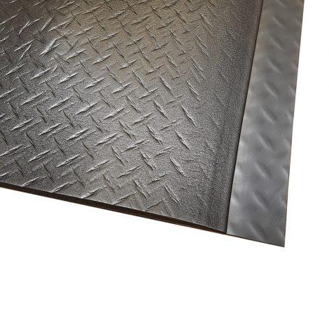 Dura-Tred Anti-Fatigue Mat - Back Corner Detail