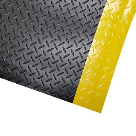 Dura-Tred Anti-Fatigue Mat - Surface Corner Detail