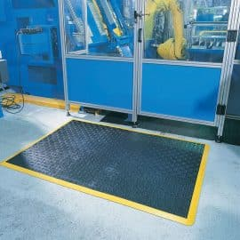 Euro-Mat Anti-Fatigue Mat In Use