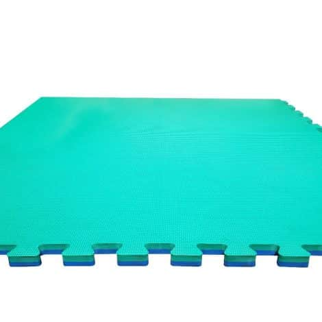 EVA-Soft Full Mat Detail in Green
