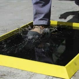 Foot-Bath Mat - Professional Boot Dip Mat