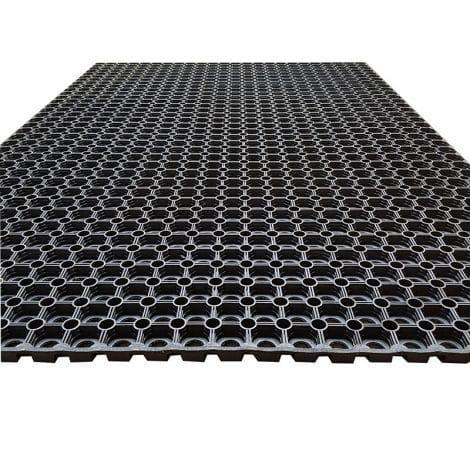 Full Surface of Matting Detail (Grass Mat)