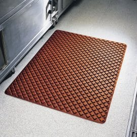 Hygi-Mat Catering Anti-Fatigue Mat In Use