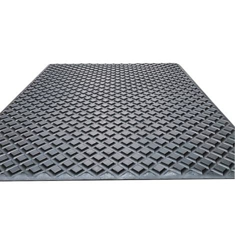 Hygi-Mat Catering Anti-Fatigue Mat - Black