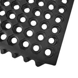 Link-Tile Open Top Surface Corner Detail