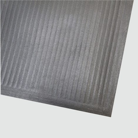 Poly-Rib Premium Entrance Mat Back Corner Detail