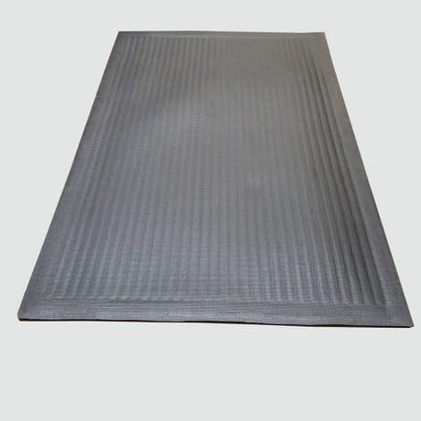 Poly-Rib Premium Entrance Mat Full Back Detail
