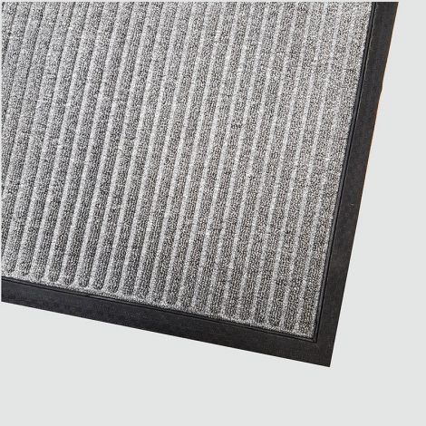 Poly-Rib Premium Entrance Mat Corner Detail