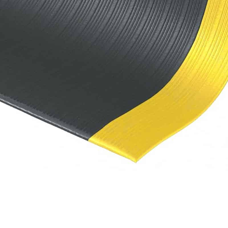 Yellow Edge Detail