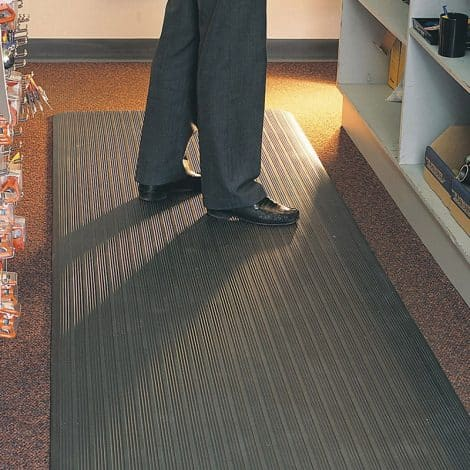 Soft-Step Matting In Use