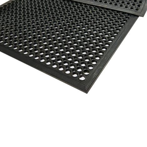 Ulti-Mat Surface Corner Detail