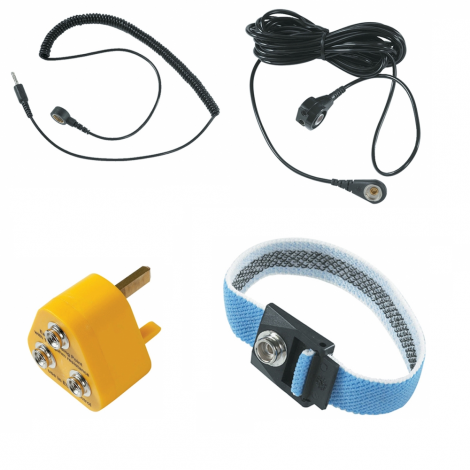 Bench Anti-Stat Accessories - Wrist Pack