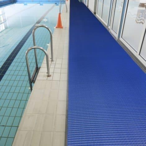 Deck-Safe In Use - Blue