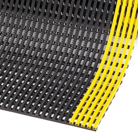 Deck-Safe (Surface Corner) - Black Yellow