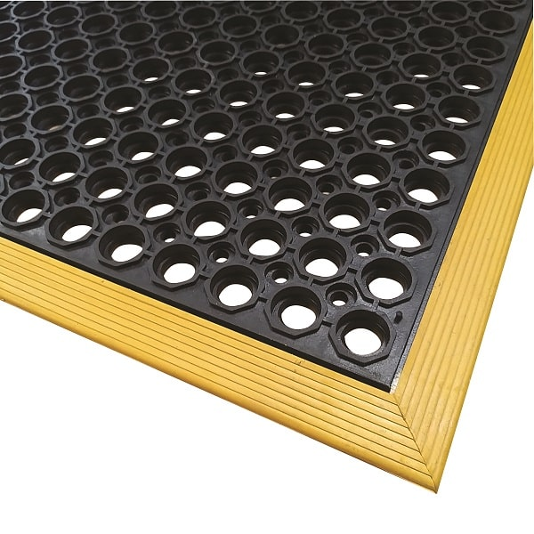 Ulti-Mat (Yellow Edge) Front Corner