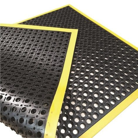 Ulti-Mat (Yellow Edge) Front Rolled