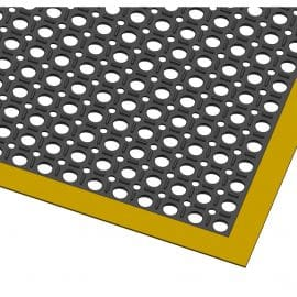 Underside of Ulti-Mat (Yellow Edge)