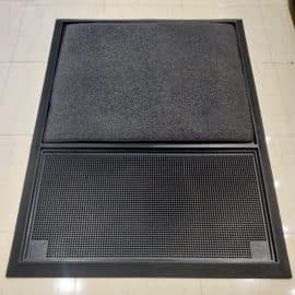 Foot Bath Barrier Mat - Full Length